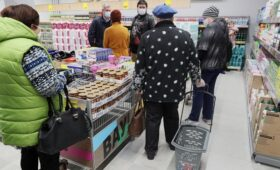 Минэкономики назвало спекулятивными выводы Bloomberg о ценах на продукты