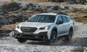 Новый Subaru Outback для Европы: с огромным планшетом, но без турбомотора. Россия на очереди