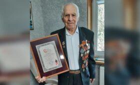 100-летний водитель из Геленджика установил рекорд России