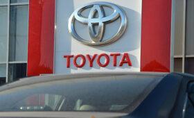 Toyota отзывает более трех тысяч машин в России — ПРАЙМ, 26.02.2021