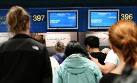 «Аэрофлот» предложил сделать регистрацию в аэропортах платной