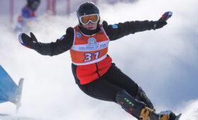 Российские сноубордисты Слуев и Надыршина стали вторыми в зачете Кубка мира