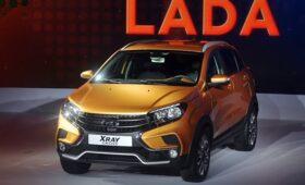 «АвтоВАЗ» начал выпуск Lada Xray в новых версиях стоимостью — ПРАЙМ, 24.03.2021