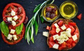 Польза средиземноморской диеты «просачивается» от одного человека другим членам семьи