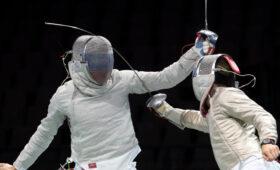 Российские саблисты завоевали путевку на Олимпийские игры
