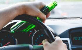 МВД России возбудило в 2020 году почти 70 тыс. уголовных дел против пьяных водителей