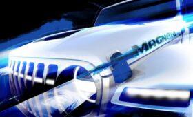Новый американский внедорожник: Jeep официально анонсировал появление версии Wrangler Magneto