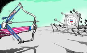 Рубль зашатался. США нащупали «болевую точку» российской экономики — ПРАЙМ, 05.03.2021