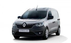 Renault Express — дешёвая альтернатива новому Kangoo на старой платформе