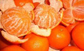 Ученые назвали уникальное свойство мандаринов