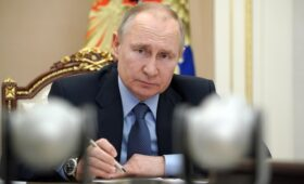 Путин словами «мы не успеваем» объяснил рост числа преступлений в ИТ