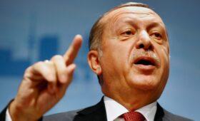 Эрдоган уволил третьего главу Центробанка за два года
