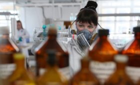Минпромторг предложил маркировать антисептики и санитайзеры