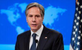 Госсекретарь США осудил задержание оппозиционеров на форуме в Москве