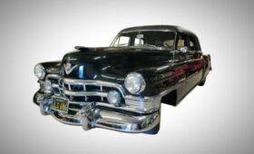 Лимузин Cadillac из «Крестного отца» выставили на аукцион