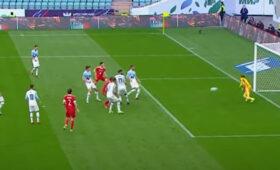 Сборная России обыграла Словению и единолично возглавила группу в отборе к ЧМ-2022