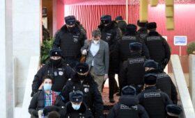 МВД сообщило о задержании «около 200» человек на форуме оппозиции