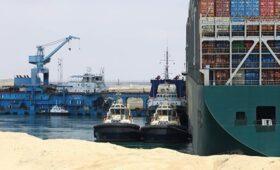 Эксперт оценил последствия блокировки Суэцкого канала — ПРАЙМ, 28.03.2021