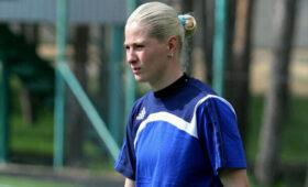 Эльвира Тодуа провела сотый матч за футбольную сборную России