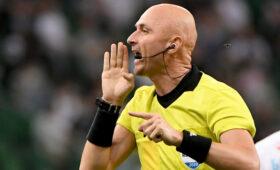 Арбитр Сергей Карасев будет работать на чемпионате Европы по футболу 2020 года