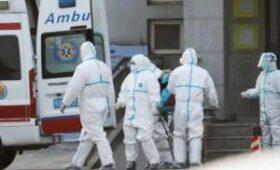 Пневмония в Китае: число погибших удвоилось