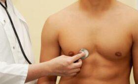 Озвучены симптомы рака груди у мужчин