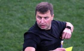 Российский футбольный арбитр Михаил Вилков пожизненно отстранен от судейства