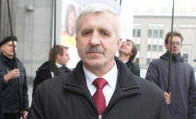 Старейшая оппозиционная партия Белоруссии сообщила о задержании лидера