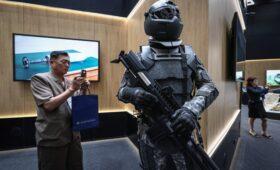 «Ростех» передал «Калашникову» разработчика экипировки солдата будущего