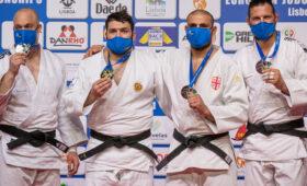 Золото чемпионата Европы свыше 100 кг дзюдоиста Тасоева принадлежит России