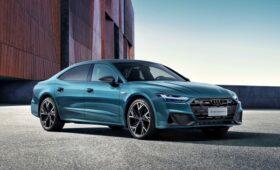 Audi в Шанхае: седан Audi A7L для Китая и будущий глобальный лифтбек A6 e-tron