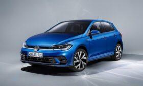 Обновлённый Volkswagen Polo: богаче, но с урезанной моторной гаммой