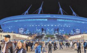 УЕФА может перенести матчи Евро-2020 из Дублина в Санкт-Петербург