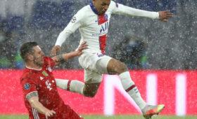 Мбаппе отомстил «Баварии» за поражение в финале Лиги чемпионов