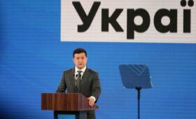 Зеленский увидел снижение напряжения на границе после отвода войск России