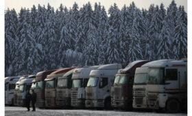 Поставщики сообщили о проблемах с доставкой продуктов в Москву — ПРАЙМ, 30.04.2021