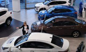 Продажи новых легковых машин снизились в марте в России — ПРАЙМ, 06.04.2021