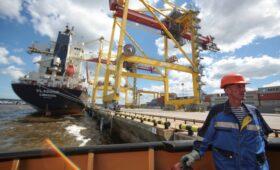 В Ленобласти заявили о готовности Усть-Луги взять грузы порта Петербурга