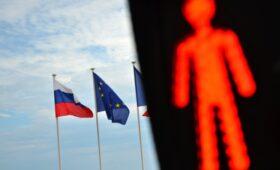 Россия ввела санкции против восьми представителей структур Евросоюза — ПРАЙМ, 30.04.2021