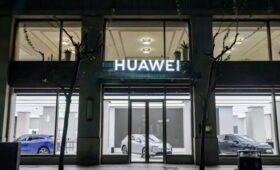 Первый автомобиль Huawei оказался гибридным кроссовером Seres SF5