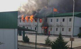 В Киргизии заявили о захвате погранзаставы Таджикистана