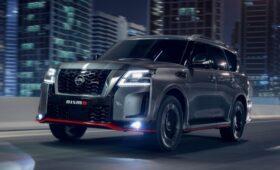 Обновлённый Nissan Patrol Nismo: агрессивнее, но не мощнее, по-прежнему эксклюзив
