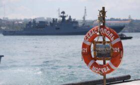 Киев выступил против денонсации соглашений о российском флоте в Крыму