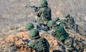 Кремль словами «не должно беспокоить» ответил о войсках рядом с Украиной