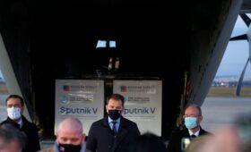 В Словакии заявили о планах опубликовать договор о покупке «Спутника V»