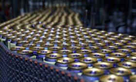Производители пива и газировки столкнулись с дефицитом алюминиевых банок