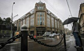 «Ведомости» узнали о решении продать здание Военторга у Кремля