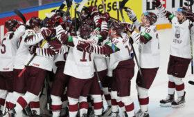 ЧМ по хоккею: Беларусь проиграла Словакии, Латвия победила Канаду
