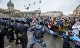 Беглов ответил на вопрос депутата о российской «столице задержаний»