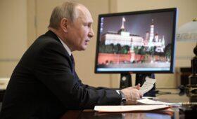 Путин подводит Россию к новому этапу мировой политики — ПРАЙМ, 07.05.2021